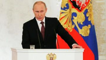 Crimée: la décision de Khrouchtchev anticonstitutionnelle (Poutine)