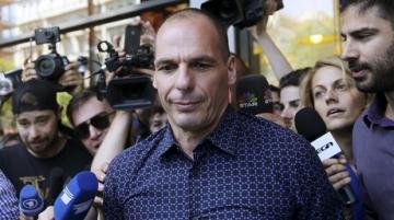 Yanis Varoufakis affirme que la troïka veut imposer l'austérité en France.