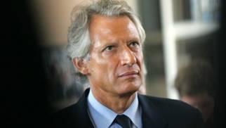Dominique de Villepin souligne l'initiative de la Russie, pour la Syrie