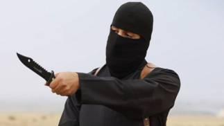 Jihadi Jon, l'un des protagonistes des vidéos de l'Etat Islamique