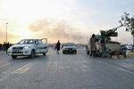 les terroristes d`État islamique