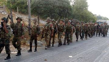 Hama, dans le collimateur de l'armée arabe syrienne