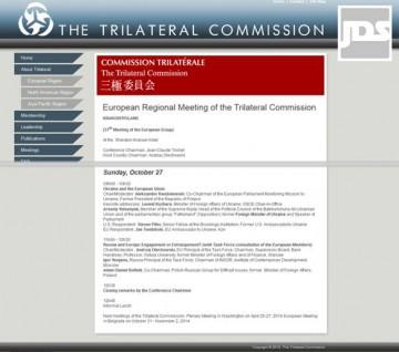 Source Journal du  Siècle : http://lejournaldusiecle.com/2014/02/27/ukraine-arseni-iatseniouk-membre-de-la-commission-trilaterale-est-nomme-premier-ministre/