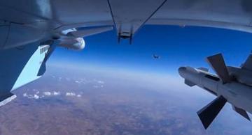 Un avion russe en Syrie
