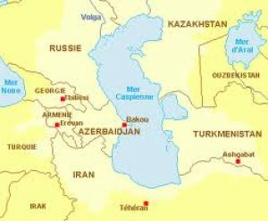 L'OTAN interdite d'accès à la Caspienne!!!