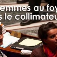 Najat Vallaud-Belkacem prête à pénaliser fiscalement les mères aux foyer