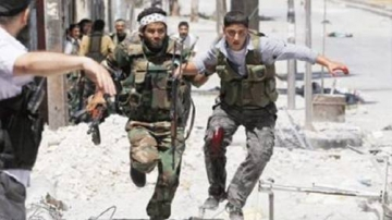 Débandade des Daechistes, à Raqqa