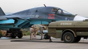 La base aérienne russe en Syrie