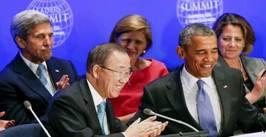 Malgré le sérieux de l'événement, l'Assemblée générale des Nations-Unies a elle aussi ses moments de légereté.