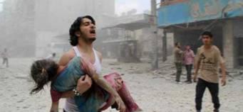 Syrie: la France bombarde des enfants
