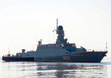 Corvette lance-missiles Veliki Oustioug (projet 21631)