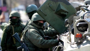 Crimée: des tirs de sniper font un mort et deux blessés
