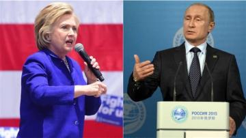Hillary Clinton chercherait à renverser Poutine en le faisant piéger en Syrie© Global Research