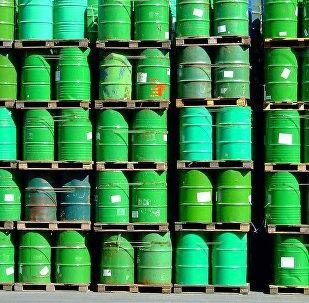 barils de pétrole