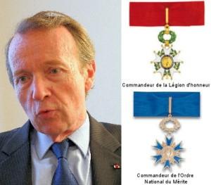 la Banque Rothschild dirige la France