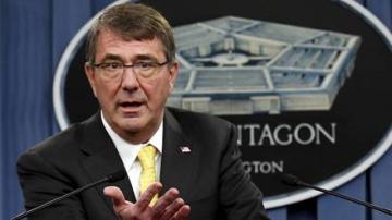 Le secrétaire de la défense américain, Ash Carter