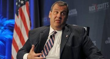 Chris Christie, candidat à la présidentiele US