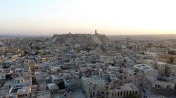 La partie orientale de la ville d'Alep est toujours sous le contrôle de rebelles qui empêchent les civils de quitter la ville