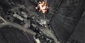 Frappes russes en Syrie