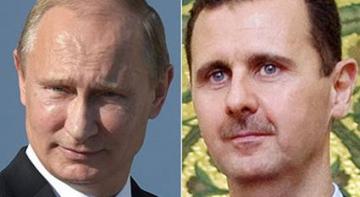 Pouine/Assad ne s'en laissent pas compter