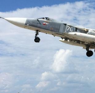 Un Su-24 russe