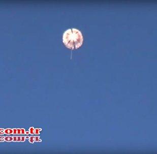 Su-24: un des pilotes abattu pendant sa descente en parachute