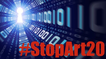 Cap sur un Internet libre en 2014 #StopArt20