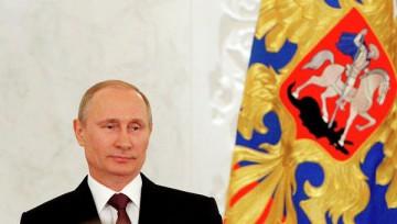 La Crimée, partie intégrante de la Russie dans le cœur des gens (Poutine)