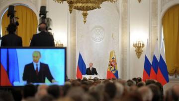 Ukraine: déstabilisation dirigée contre Kiev et Moscou (Poutine)