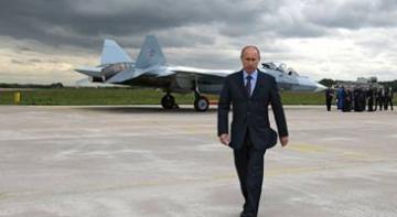 La campagne antiterroriste russe en Syrie ont relancé sujet de la puissance militaire russe.