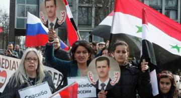 Les Syriens disent merci aux Russes