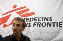 Guilhem Molinie, le directeur de l'hôpital de Kunduz a déploré l'intrusion américaine