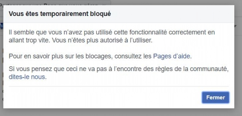Compte bloqué facebook .JPG