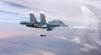 avion russe en Syrie