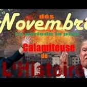 À partir du mois de Novembre, va s'ouvrir la période la plus calamiteuse de l'Histoire - MOINS de BIENS PLUS de LIENS