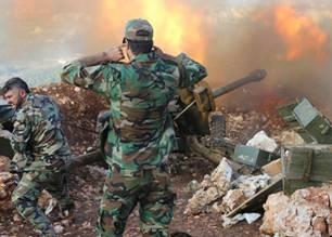 Un combat entre l'armée syrienne et les djihadistes à la frontière turco-syrienne
